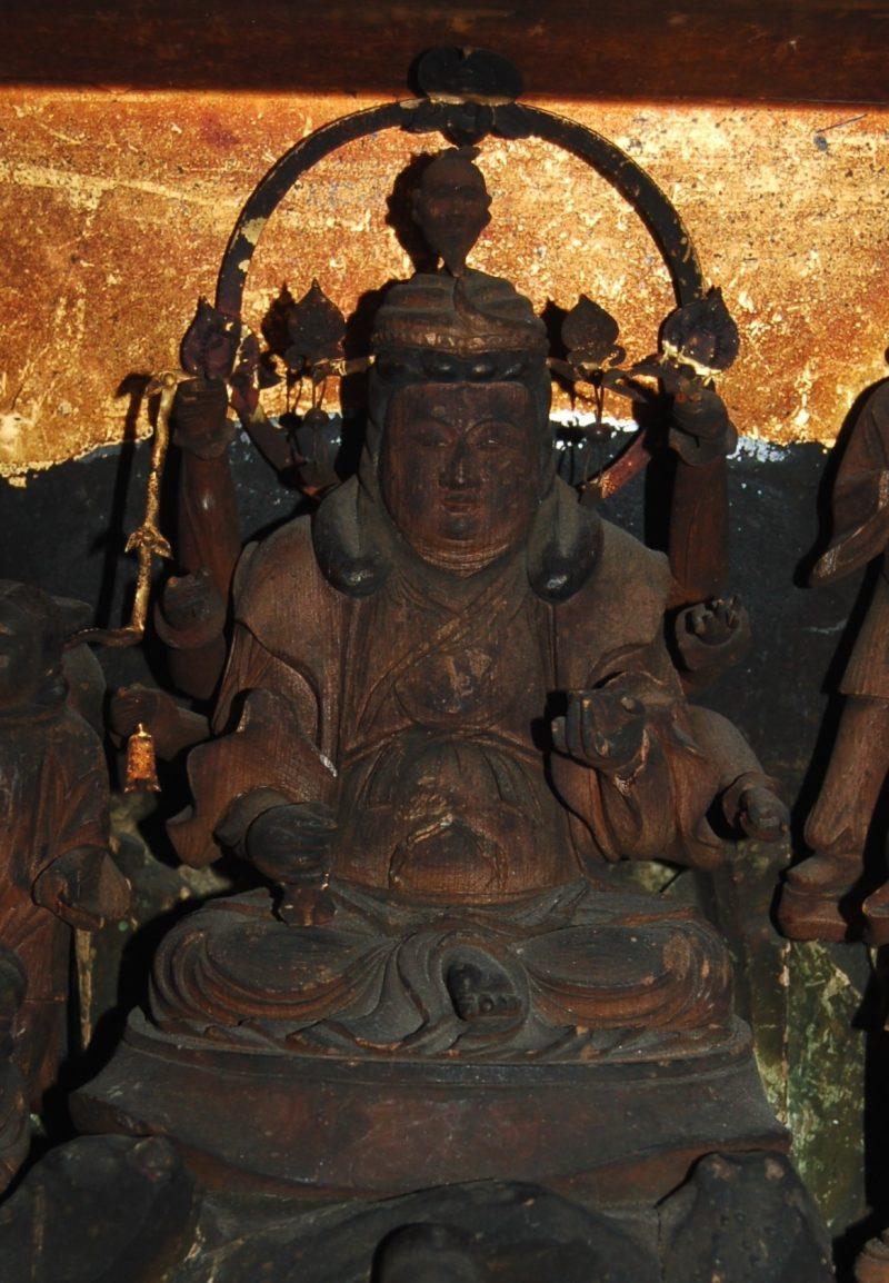 Benten jugodoji zushi Amida