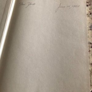 China for the West by Ayers/Howard, Volume I signed by Mildred Mottahedeh