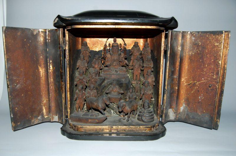 Japanese Portable Shrine
