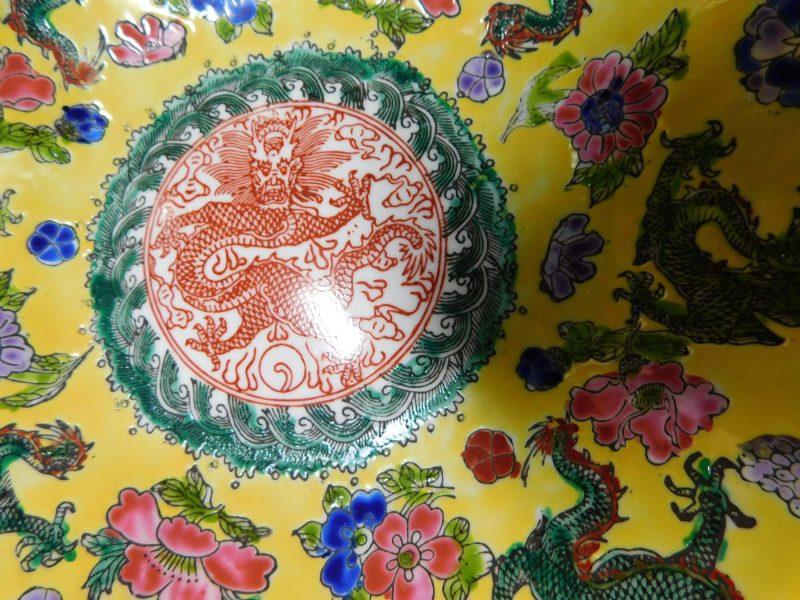 Eggshell famille jaune bowll